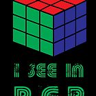 I see in RGB by Aaron Garcia