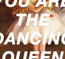 Degas' Dancing Queen Sticker