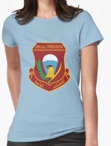 Iraqi Special Operations Forces (ISOF) - قوات العمليات الخاصة العراقية Womens Fitted T-Shirt