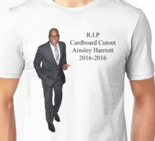 RIP Ainsley Harriott Unisex T-Shirt