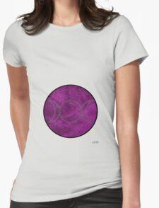 purple velvet triple moon T-Shirt