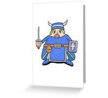 The Hero Greeting Card