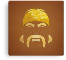 Hulk Hogan Canvas Print