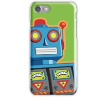 Toy Robot iPhone Case/Skin