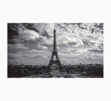 Paris, Eiffel Tower from Trocadero Kids Clothes