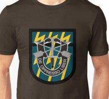 12th Special Forces Group (United States - Historical) Unisex T-Shirt