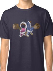 Ice Climbers Typography Classic T-Shirt