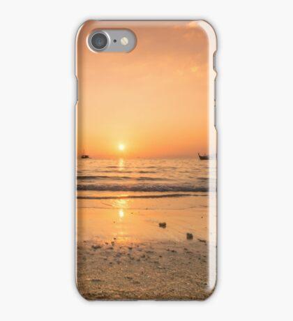Railay Beach Sunset, Thailand iPhone Case/Skin