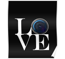 Love Photography Poster