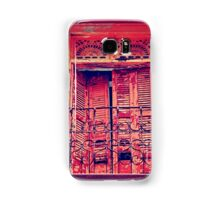 Casco Antiguo, Panama-- Old Door #3 Samsung Galaxy Case/Skin