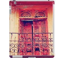 Casco Antiguo, Panama-- Old Door #3 iPad Case/Skin