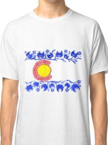 flag of Colorado Classic T-Shirt