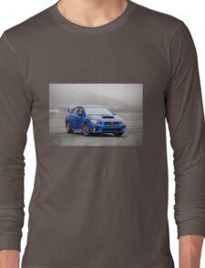 Subaru wrx sti Long Sleeve T-Shirt