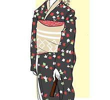 geisha by riladoodles