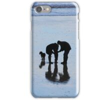 East Yorkshire Beach Discovery iPhone Case/Skin