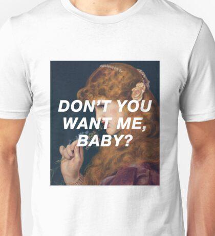 Frederick Sandys League Unisex T-Shirt