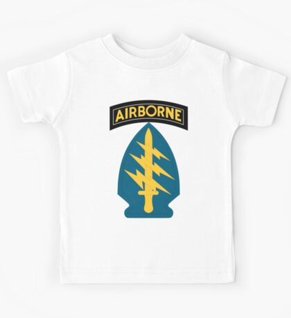 Special Forces (United States Army) Kids Tee