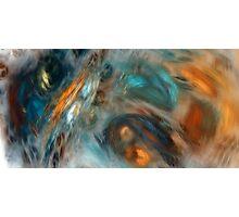 Autumnal Gloom Photographic Print