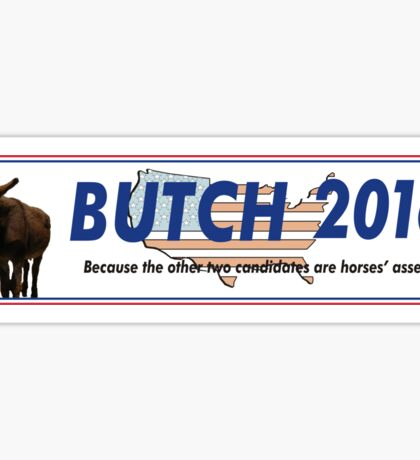 Butch 2016 Sticker