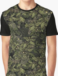 Fit In (olive green) Graphic T-Shirt