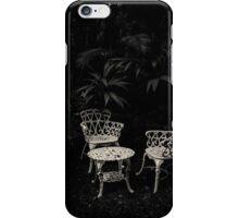 Garden Stillness iPhone Case/Skin