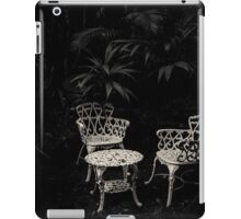 Garden Stillness iPad Case/Skin