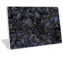 Fit In (moonlight blue) Laptop Skin