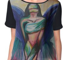 Break Free Chiffon Top