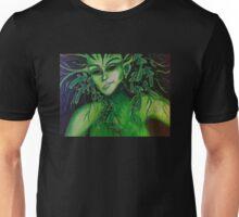 Green Woman Unisex T-Shirt