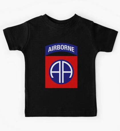 82nd Airborne Division (US Army) Kids Tee