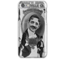 Performing Arts Posters Joseph Hart Vaudeville Co direct from Weber Fields Music Hall New York City 2478 iPhone Case/Skin