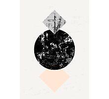 Aligned 4 Photographic Print