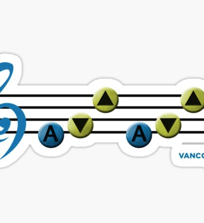 Vancouver Song of Storms (s) Sticker