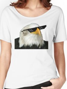 America, Deal with it. Women's Relaxed Fit T-Shirt