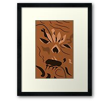 Book of the Dead Framed Print