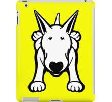 Updated English Bull Terrier Sprawl iPad Case/Skin