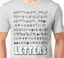 LETRAS Unisex T-Shirt