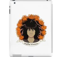 """HARRISON LEE: """"Everything IS awesome!"""" iPad Case/Skin"""