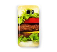 Burger Samsung Galaxy Case/Skin