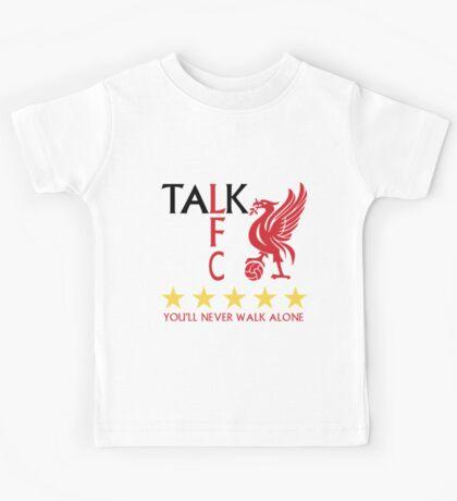 TALK LFC Collection Kids Tee
