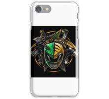 Green Ranger/ White Ranger Mix iPhone Case/Skin
