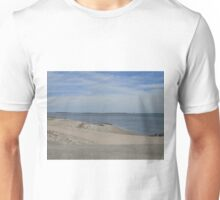 Beach At Fort Clinch Unisex T-Shirt
