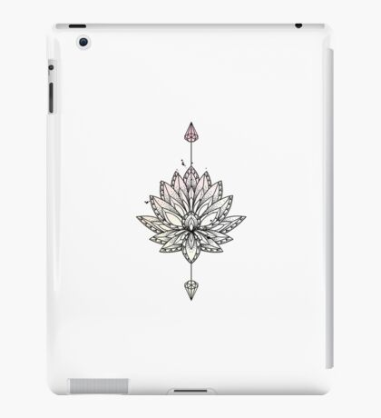 Mandala tattoo iPad Case/Skin