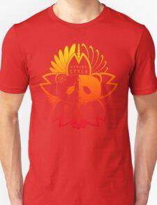 Panda Paw Paw Sakura T-Shirt Design (Summer) Unisex T-Shirt