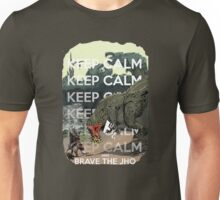 Keep Calm and Brave the Jho Unisex T-Shirt