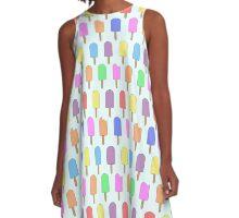 Popsicle A-Line Dress