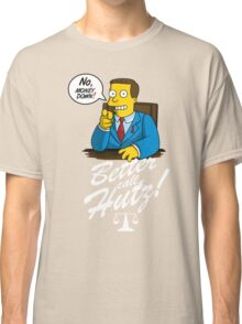 Better Call Hutz Classic T-Shirt