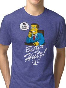 Better Call Hutz Tri-blend T-Shirt