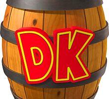 DK Barrel by IceReaper898