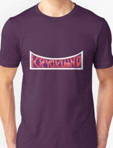 Krycklund Logo Unisex T-Shirt